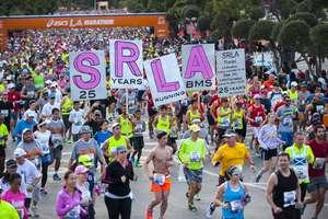 SRLA Triumphs at 2014 ASICS LA Marathon