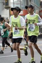SRLA Students Train AND Run Together