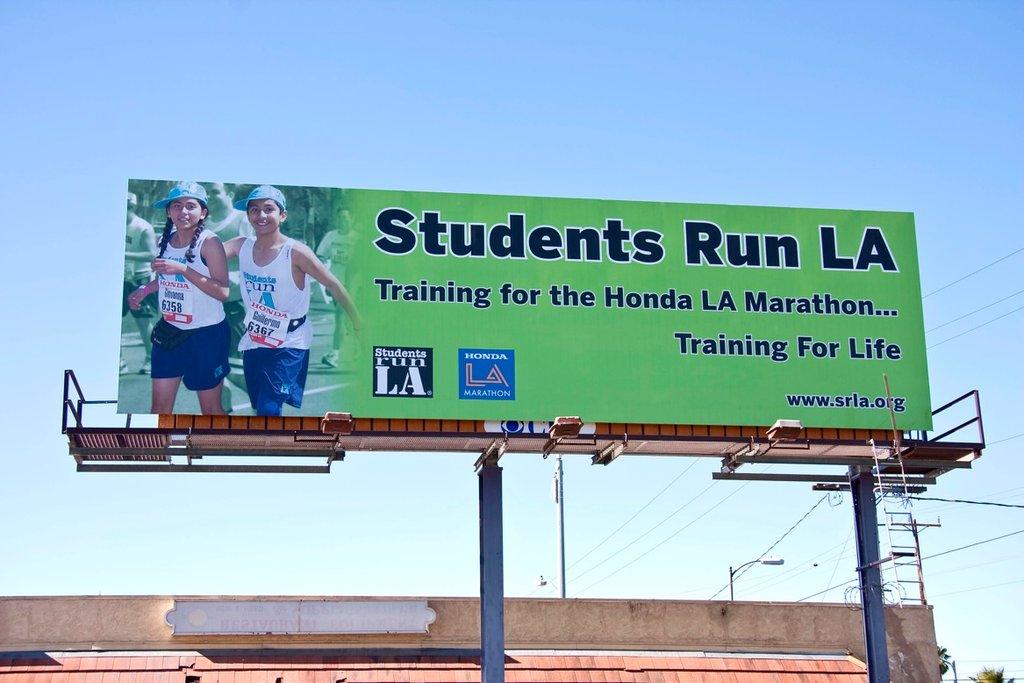SRLA Billboards in Los Angeles