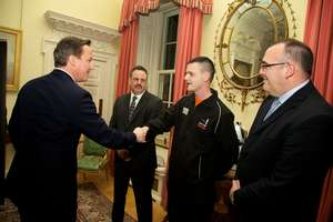 Downing street event