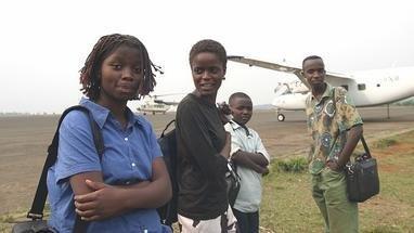 Congo: Voices of Children, Child Journalists