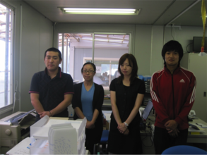 Thank You from Shizugawa Fishing Co-op Staff