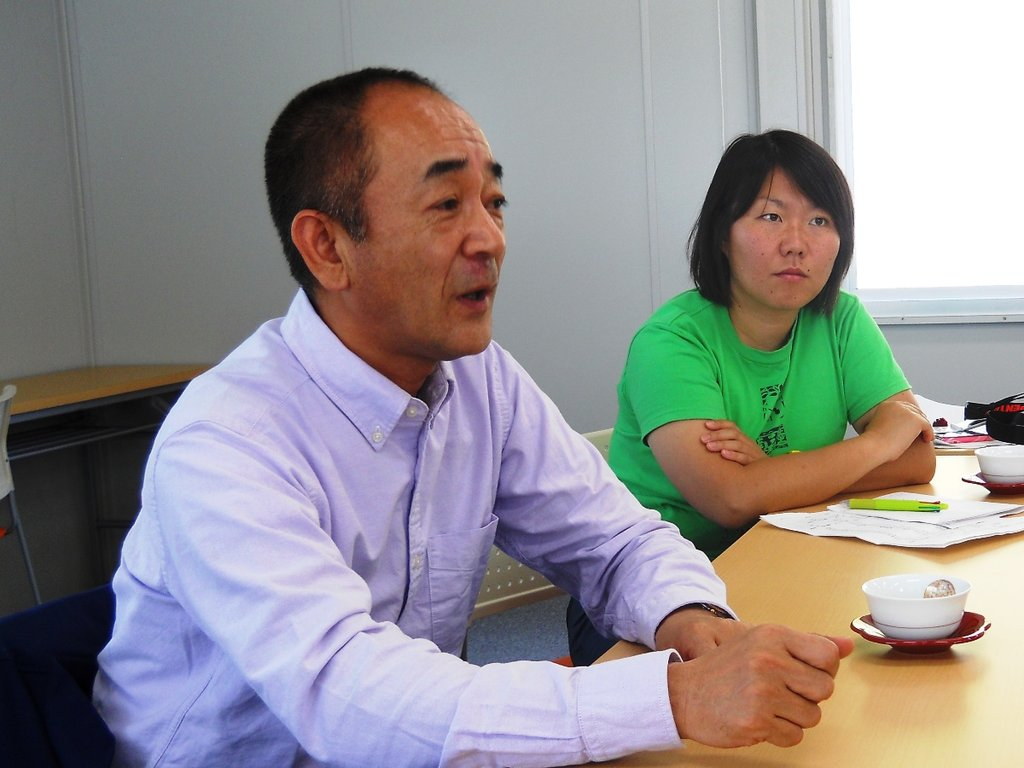 Udatsu Cooperative President Funabiki Chiba