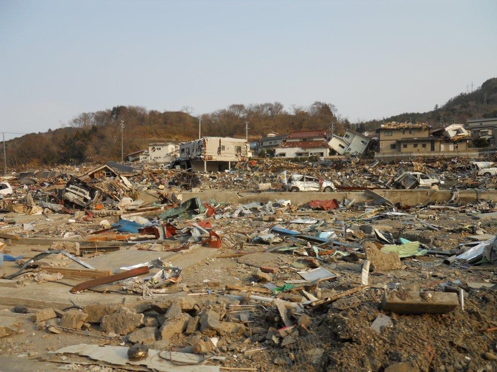 A community devastated