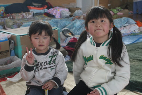 Delivering Aid Directly To Japan's Tsunami Victims