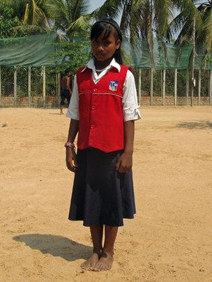 I love my school uniform!