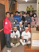 """At welfare facility """"Kusunoki"""""""
