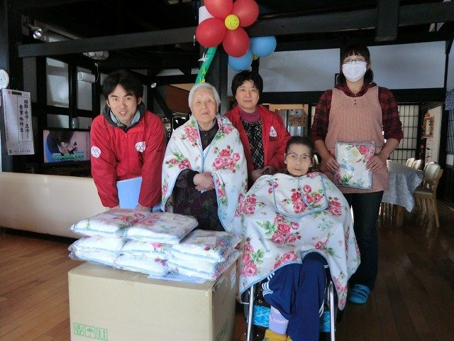 Help disabled and elderly disaster survivors