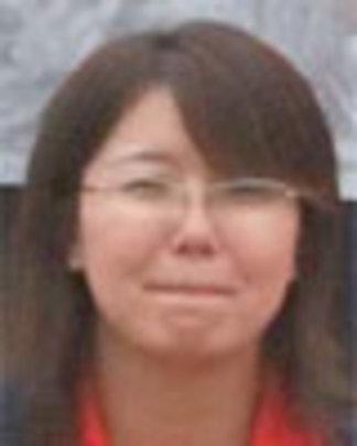 The author, Haruka Hinosugi