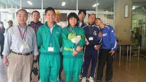 Student exchange between Tohoku and Hiroshima