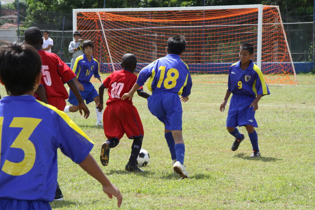 Using sports as a means of disaster rehabilitation