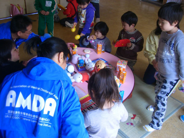 Reports On Support High School Students In Tohoku Globalgiving