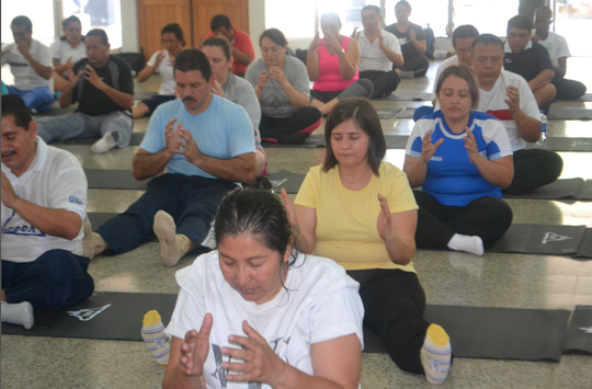 Concentration, quieting emotions
