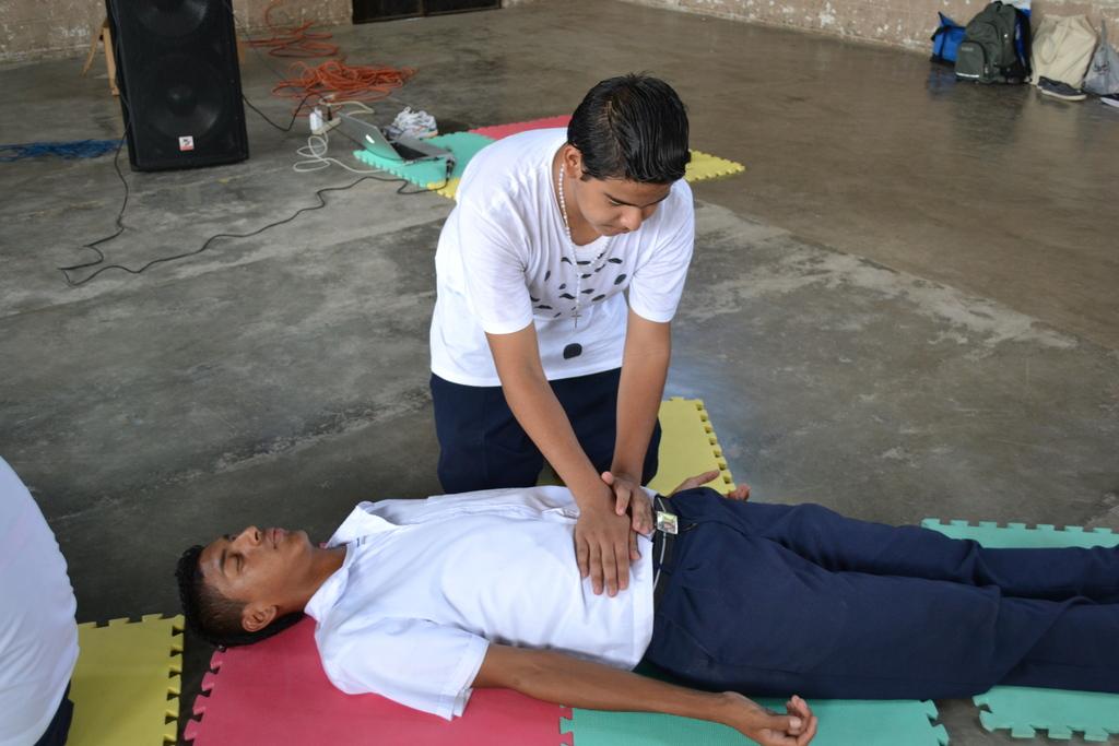 Partner healing