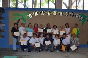 Teachers' graduation