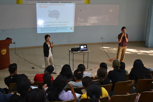 Worksop at the University of El Salvador