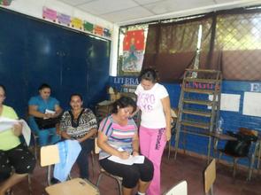 Teachers replicating the program in their school