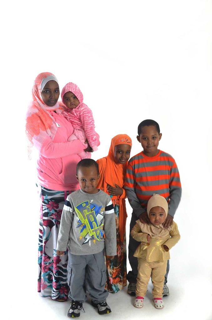 Abdukarim Family