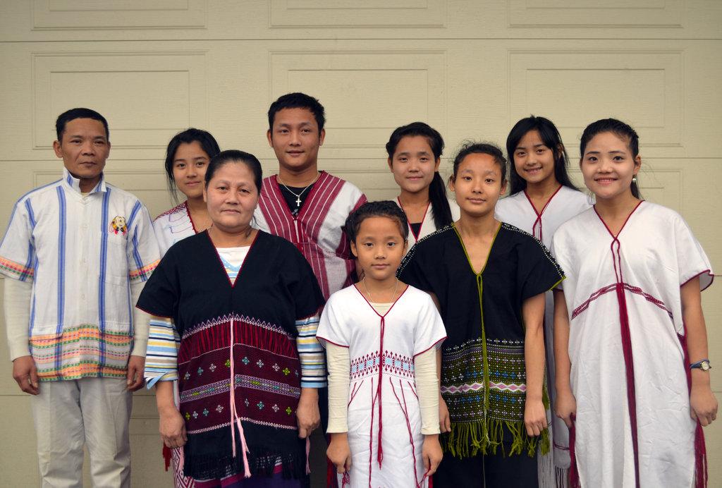The Htoo Family