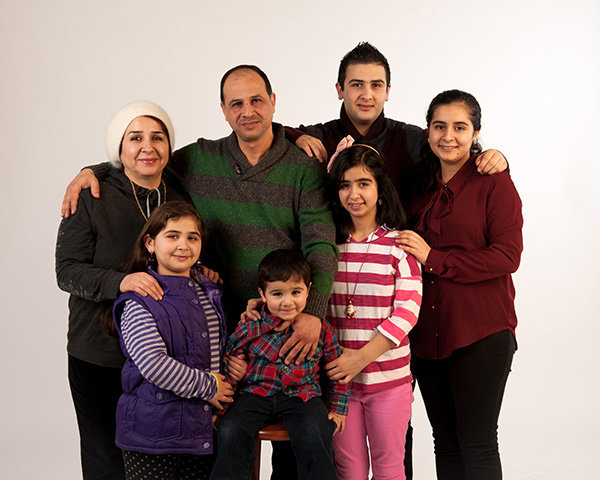 The Hussein-Dawood Family
