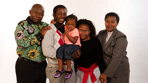 The Nduwimana/Moboko Family