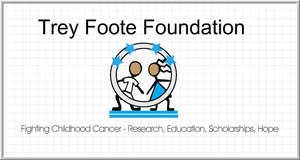 2012 Trey Foote Foundation College Scholarship