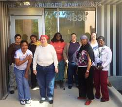 Nine Women Recently Housed In Our New Building
