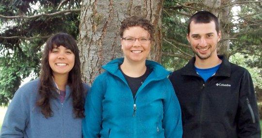 Rocio, Catherine, Mark