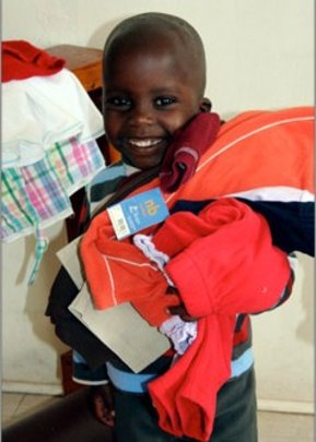 KIDS/Fashion Delivers -Essentials for Kids in Need