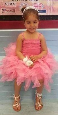4 year old, Maria :)