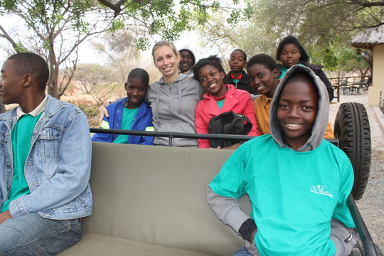 Let's go for a game drive!