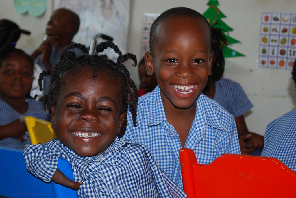 Nutritious meals for 200 disabled Haitian children