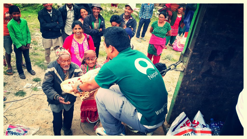 Nepal earthquake relief is ongoing