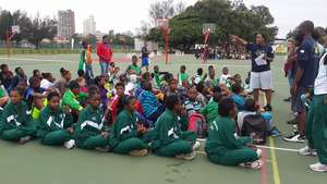 Teams at PPI-SA's 24th City-Wide Tournament