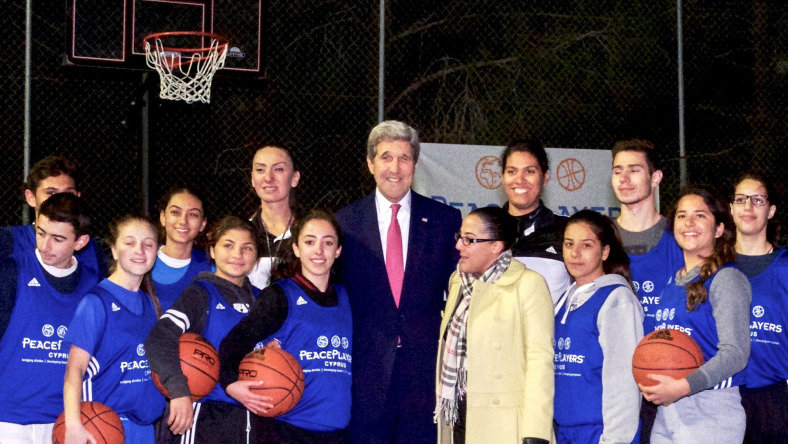 Secretary of State John Kerry visits PPI-Cyprus