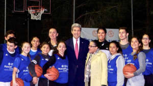 Secretary of State John Kerry visits PPI-Cyprus
