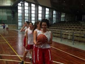Members of the Jerusalem All Star Team