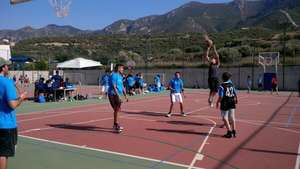 Spring Basketball Tournament in Cyprus