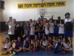 PPI's New All-Star Team Practices In Israel