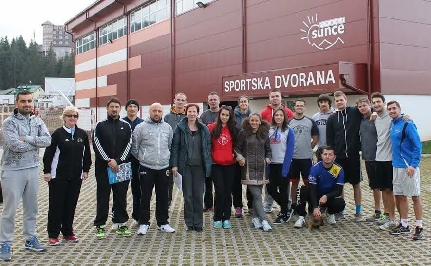 Local BiH coaches & PPI trainers in Vlasic, Bosnia