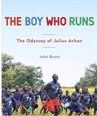 The Boy Who Runs, a book about our founder Julius