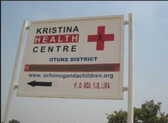 Sign outside of the Clinic