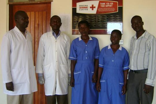 Kristina Health Center Staff