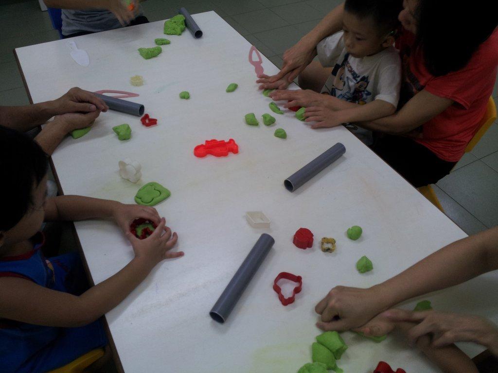 EIP during Art & Craft