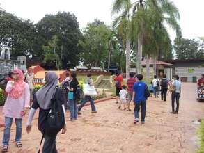 Outing to Taman Buaya & Rekreasi Melaka