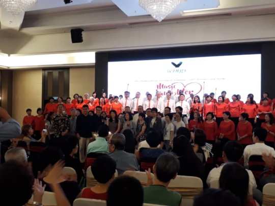 Wings Melaka's 20th Anniversary Celebration