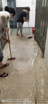 Centre Cleaning
