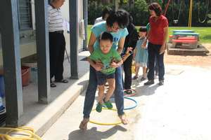 EIP: During gross motor activities