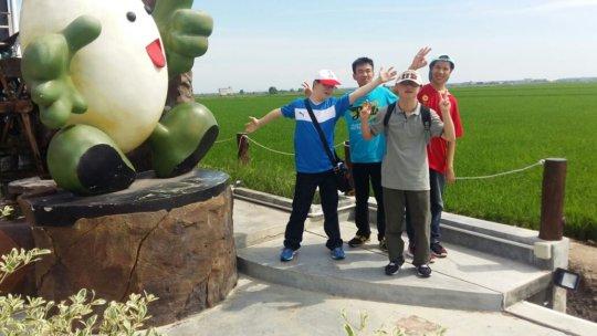 Outing to Sekinchan