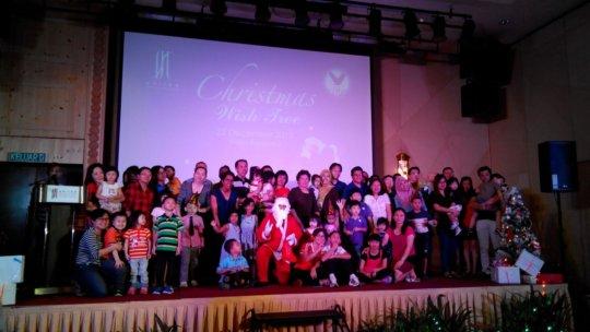 Philea Resort Christmas Gift Event
